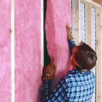 Rolls and Batts or Blanket Home Insulation Atlanta GA